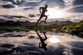 Jordi Saragossa, Kilian Jornet - Trail running (United States, North America)