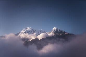 Jordi Saragossa, Annapurna sunrise (Nepal, Asien)