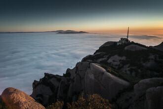 Jordi Saragossa, Montserrat mountain (Spanien, Europa)