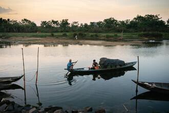 Claas Liegmann, Fischer in Hoi An (Vietnam, Asien)