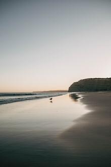 Jennifer Johannsmeyer, Evening beach (Portugal, Europe)