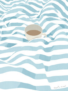 Giselle Dekel, Coffee in Bed (Israel and Palestine, Asia)