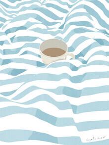 Giselle Dekel, Coffee in Bed (Israel und Palästina, Asien)