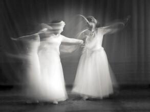 Ernst Pini, Tanzende Mädchen (Deutschland, Europa)