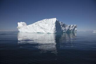Jens Rosbach, Eisberg in der Sonne (Grönland, Europa)