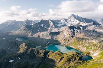 Felix Dorn, Alpine Lakes (Schweiz, Europa)