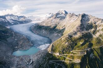Felix Dorn, Rhône Glacier (Schweiz, Europa)