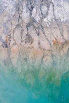 Felix Dorn, Melting water (Switzerland, Europe)