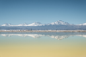 Felix Dorn, Lithium pools (Chile, Latin America and Caribbean)