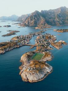 Lennart Pagel, Football Heaven  2 (Norwegen, Europa)