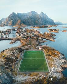 Lennart Pagel, Football Heaven 4 (Norwegen, Europa)