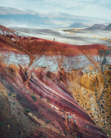 Lennart Pagel, Painted Hills of Altai (Russland, Europa)