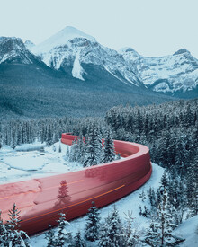 Lennart Pagel, Wild Train (Kanada, Nordamerika)