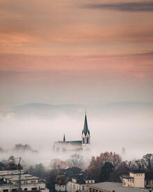 Lennart Pagel, Gießen im Nebelmeer (Deutschland, Europa)