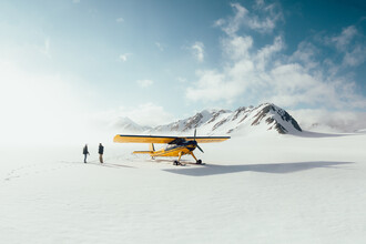 Lennart Pagel, Glacierlanding (Kanada, Nordamerika)