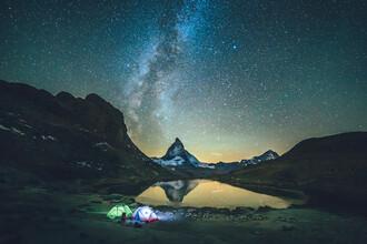 Lennart Pagel, Mighty Matterhorn at Night (Schweiz, Europa)