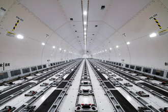 Inflight Galerie, Cargolines (Deutschland, Europa)
