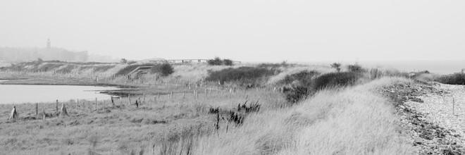 Dennis Wehrmann, Dike Panorama Baltic Sea (Germany, Europe)