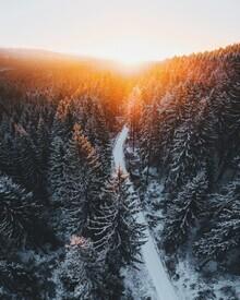 Patrick Monatsberger, Winter Glow (Germany, Europe)