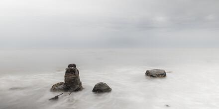 Michael Schulz-dostal, three stones (Germany, Europe)