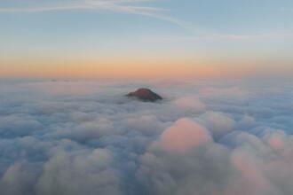 Sebastian 'zeppaio' Scheichl, Island in a sea of clouds (Germany, Europe)