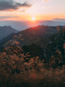 Sebastian 'zeppaio' Scheichl, Mountain idyll (Austria, Europe)