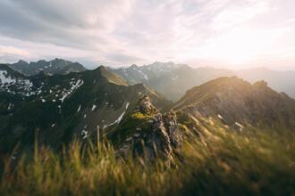 Sebastian 'zeppaio' Scheichl, Summer in the alps (Austria, Europe)
