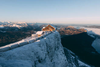 Sebastian 'zeppaio' Scheichl, House with a view (Austria, Europe)