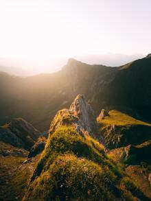 Sebastian 'zeppaio' Scheichl, The ridge (Austria, Europe)