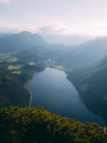 Sebastian 'zeppaio' Scheichl, View into the Salzkammergut region (Austria, Europe)