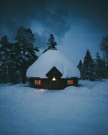 Patrick Monatsberger, Cozy Cabin (Finland, Europe)