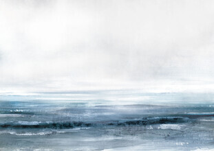 Dan Hobday, Blue Seascape (Großbritannien, Europa)