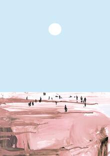 Dan Hobday, Beach People (Großbritannien, Europa)