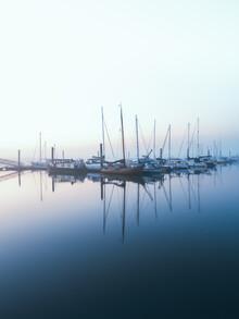 Vision Praxis, Sande #3 - Hafen an der Nordsee (Deutschland, Europa)
