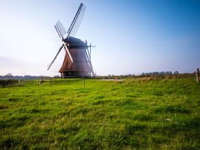 Vision Praxis, Sande #5 - Windmühle an der Nordsee (Deutschland, Europa)