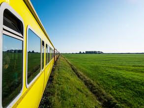 Vision Praxis, Sande #9 - Die Langeooger Inselbahn (Deutschland, Europa)