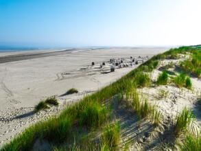 Vision Praxis, Sande #15 - Strand auf der Noordseeinsel Spiekeroog (Deutschland, Europa)