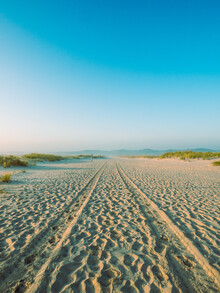Vision Praxis, Sande #20 - der Weg zum Strand auf Spiekeroog (Deutschland, Europa)