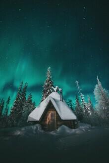 Patrick Monatsberger, Northern Lights (Finland, Europe)
