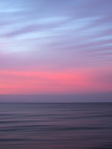 Holger Nimtz, Sunset at the Baltic Sea (Germany, Europe)