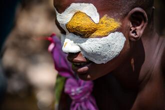 Miro May, Make-Up (Äthiopien, Afrika)
