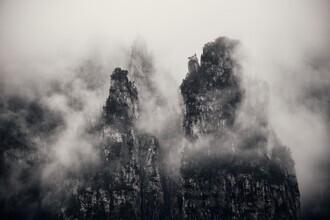 Alex Wesche, Geheimnisvolle Berge (Schweiz, Europa)
