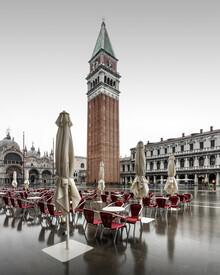 Ronny Behnert, Piazza San Marco   Venedig (Italy, Europe)