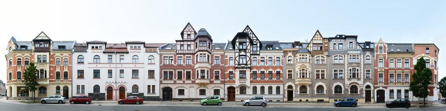 Joerg Dietrich, Falkenstein | Rosa-Luxemburg-Strasse (Deutschland, Europa)