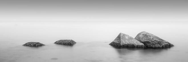 Dennis Wehrmann, Panorama Stillleben Ostsee (Deutschland, Europa)