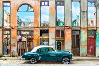 Miro May, Facade (Kuba, Lateinamerika und die Karibik)