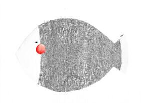 The Artcircle, Der große Fisch von Bianca Peters (Deutschland, Europa)