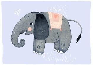 The Artcircle, Elefant von Judith Loske (Deutschland, Europa)