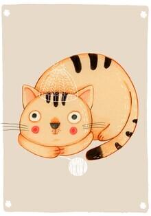 The Artcircle, Katze von Judith Loske (Deutschland, Europa)