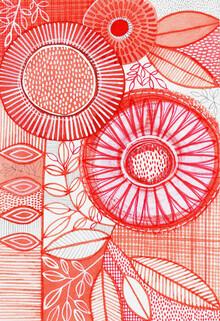 The Artcircle, Botanik 01 von Susan Black (Deutschland, Europa)